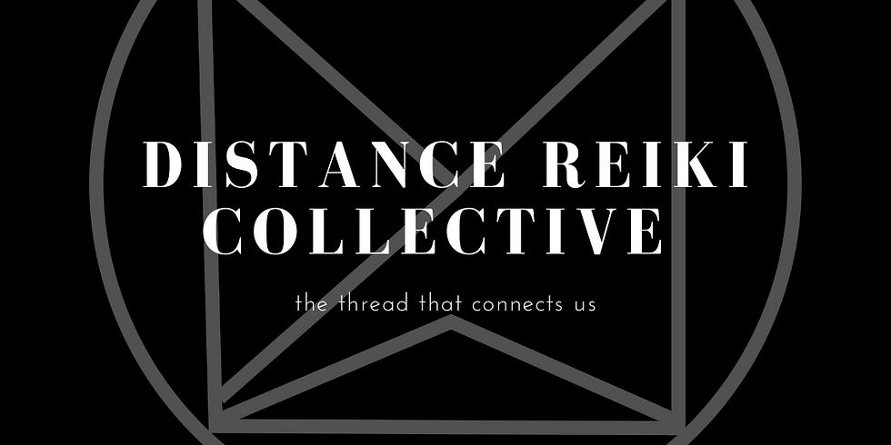 Distance Reiki Collective - July 8-29, 2020