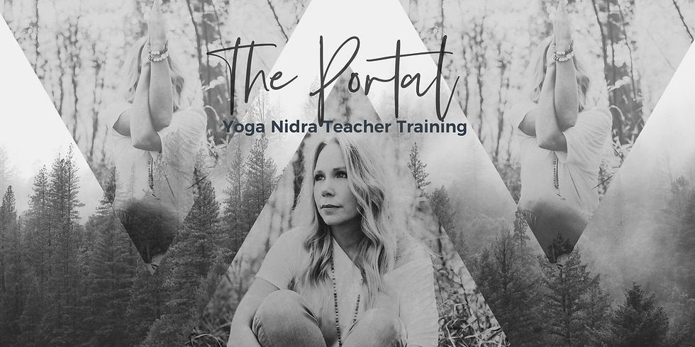 The Portal - Yoga Nidra Teacher Training
