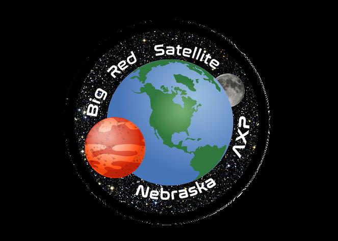 Big Red Satellite Team Logo