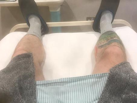 Mr W's surgery