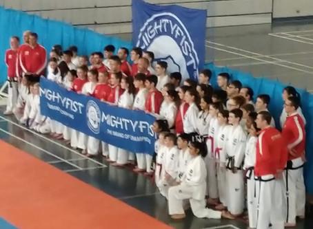 England team training for WMA member