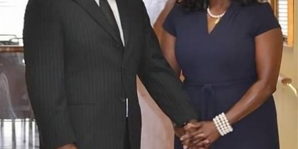 Kenneth & First Lady Laura Martin 7th Pastoral Anniversary Celebration