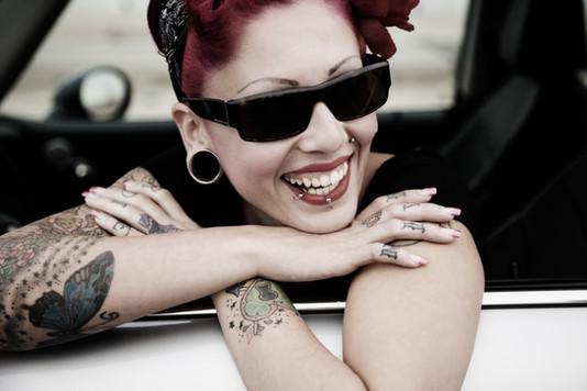 Mulher Tattooed