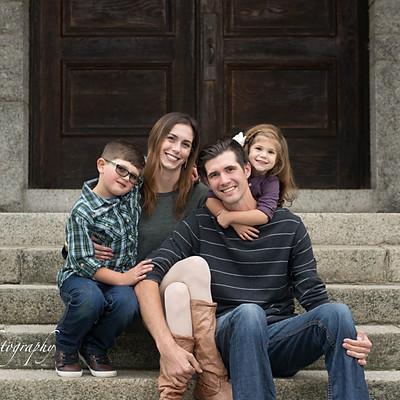 The Collasius family