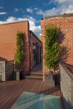 Beacon Street Roof Deck | Back Bay