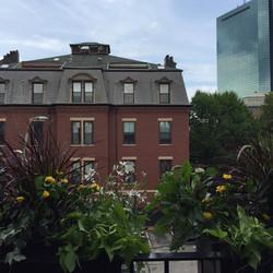 Warren Ave Balcony | South End