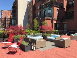 Beacon Street Terrace | Back Bay