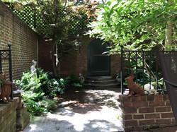 West Cedar St Garden | Beacon Hill