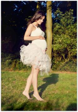 maternity ballet session