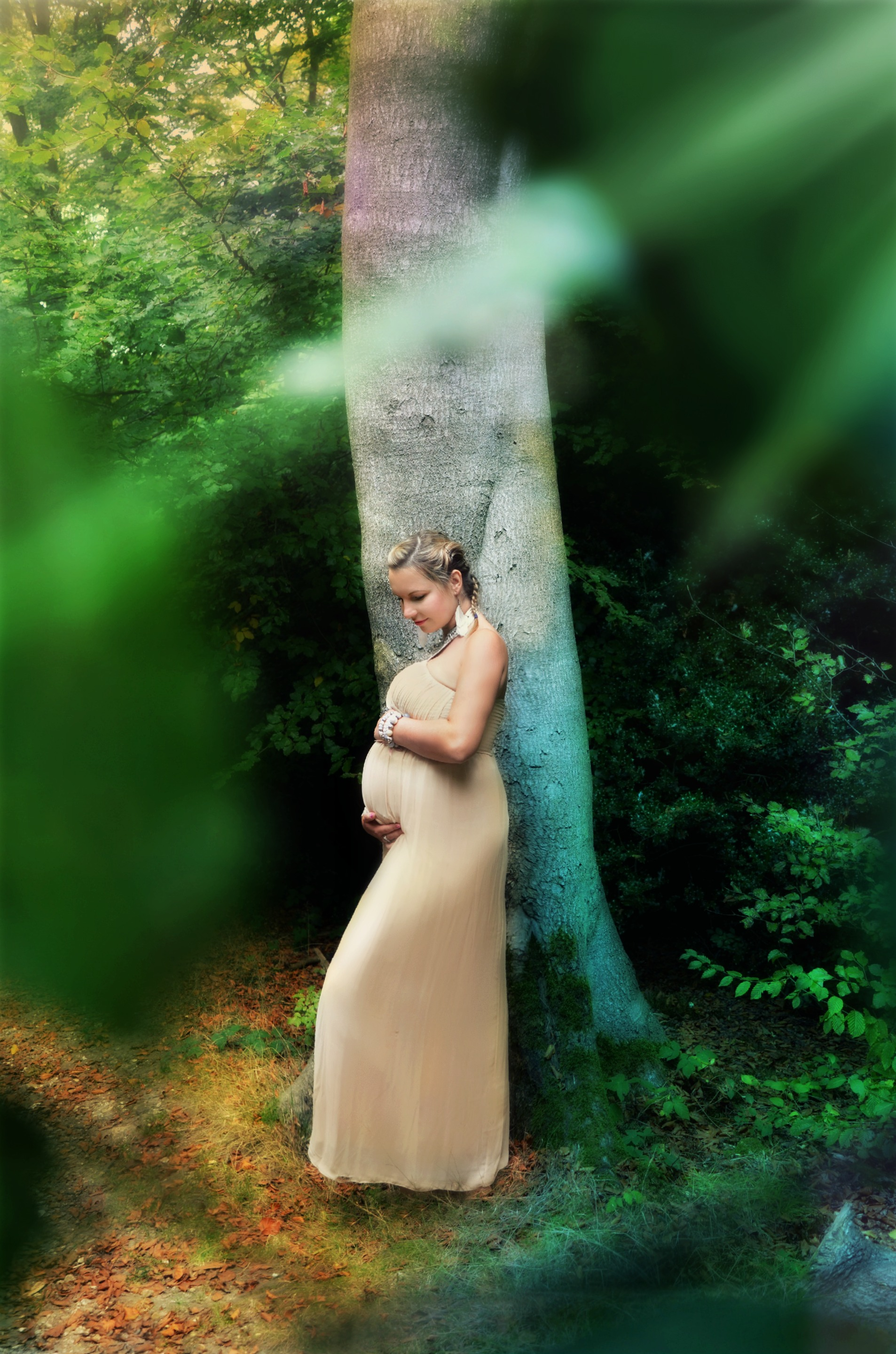 great missenden maternity session