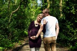 maternity session ascot