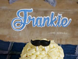 Frankie - Cake Smash | London