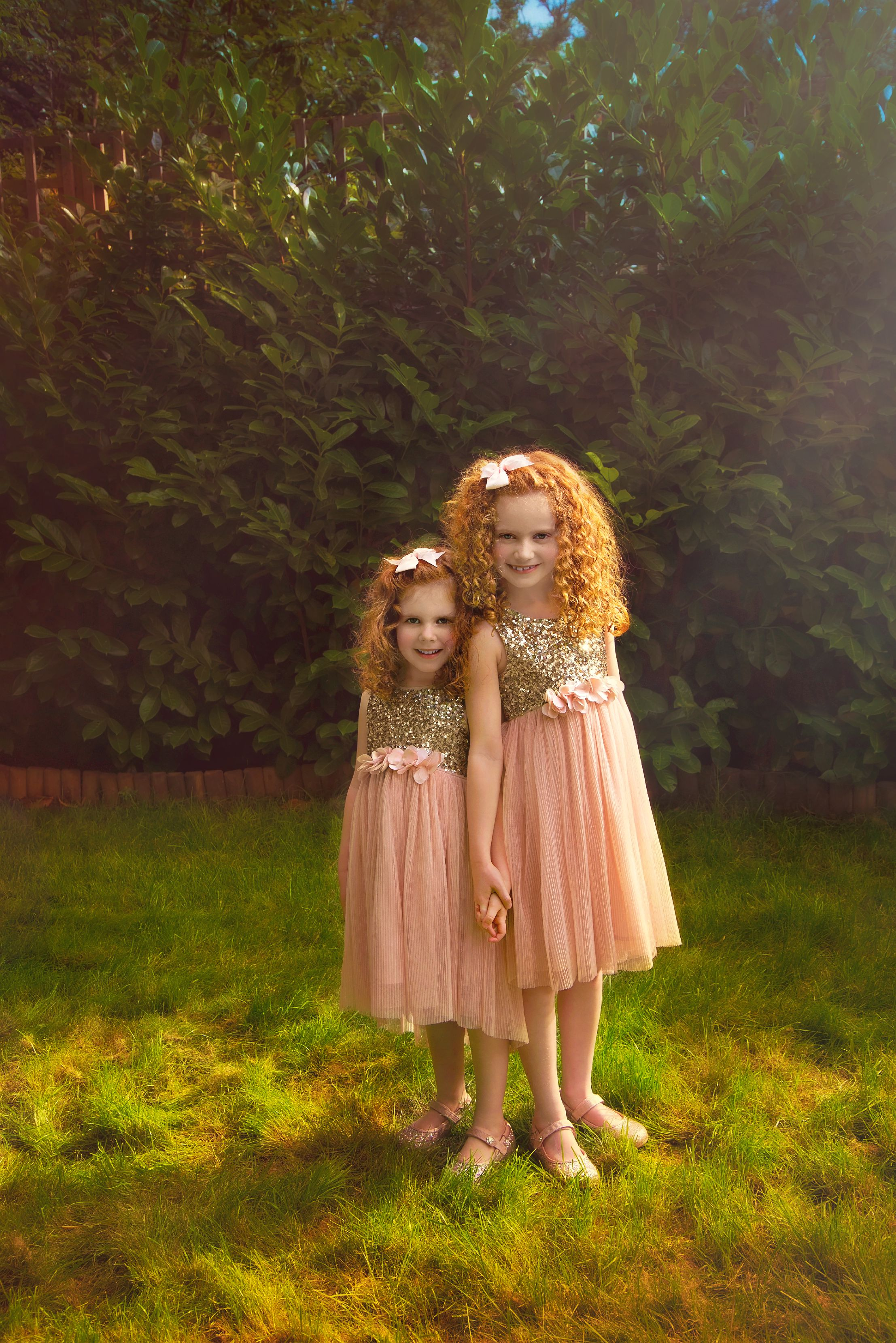 kids portrait london