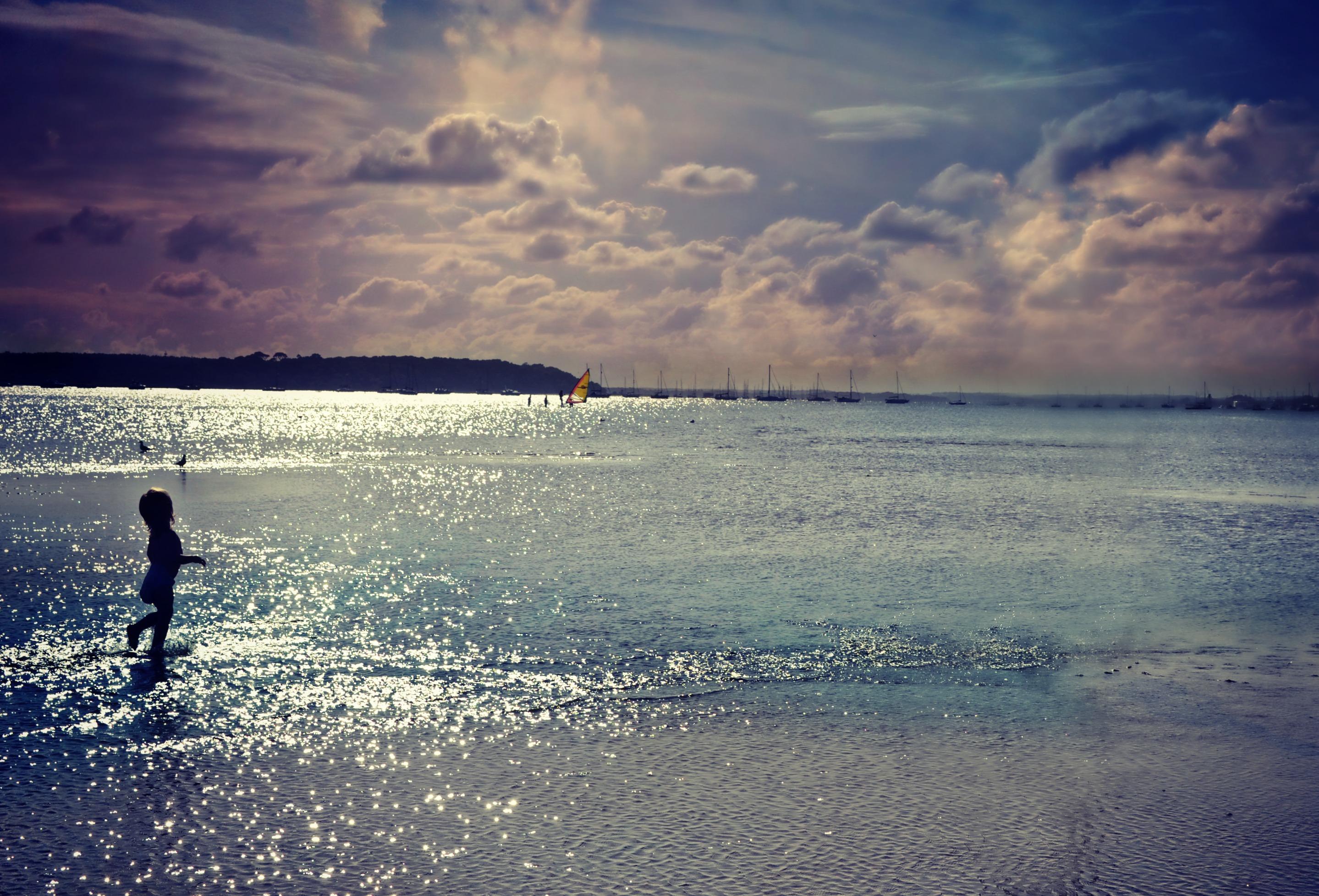 seaside photo session