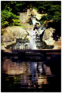 maternity holland park photo session