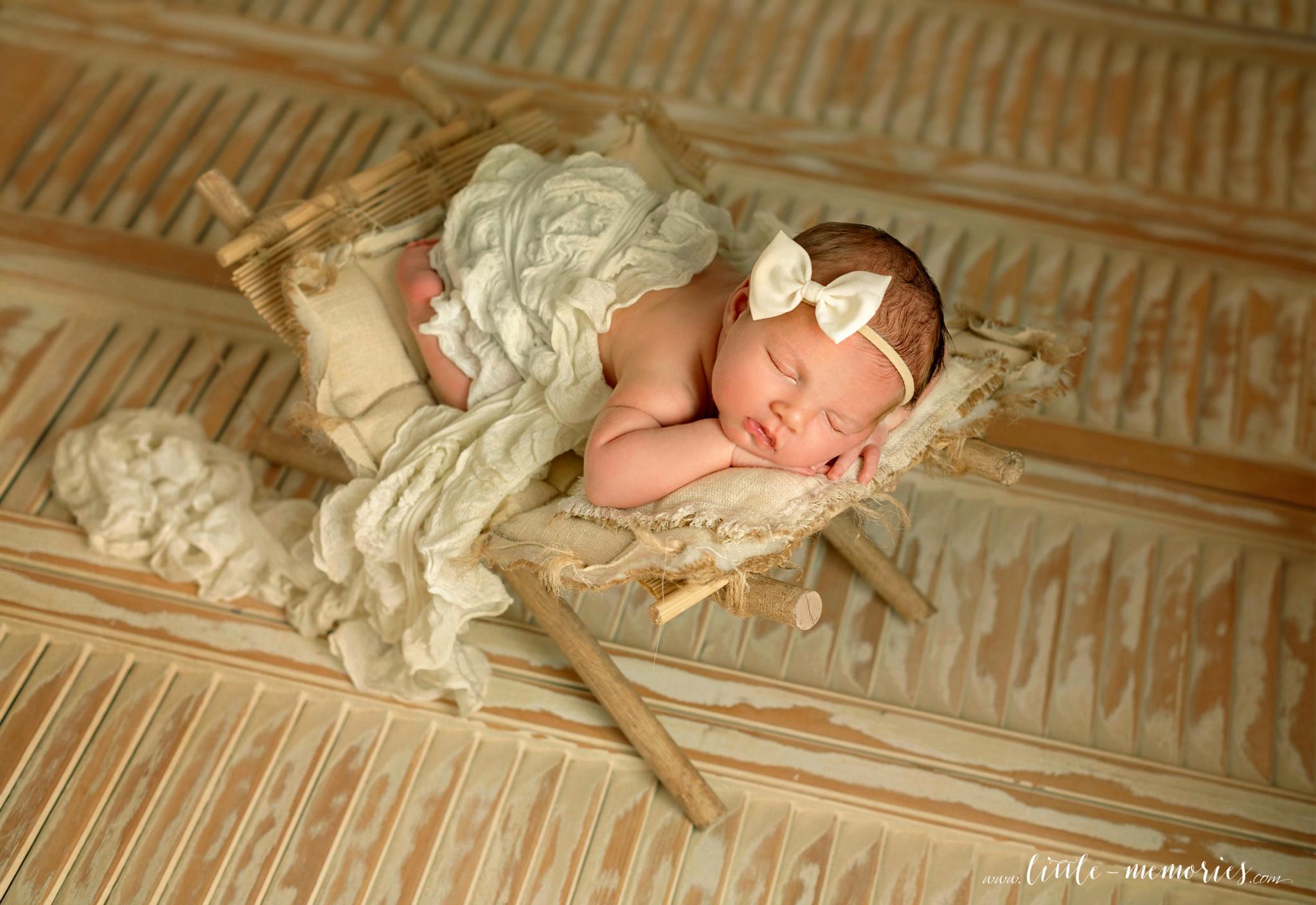 Natural Newborn Session