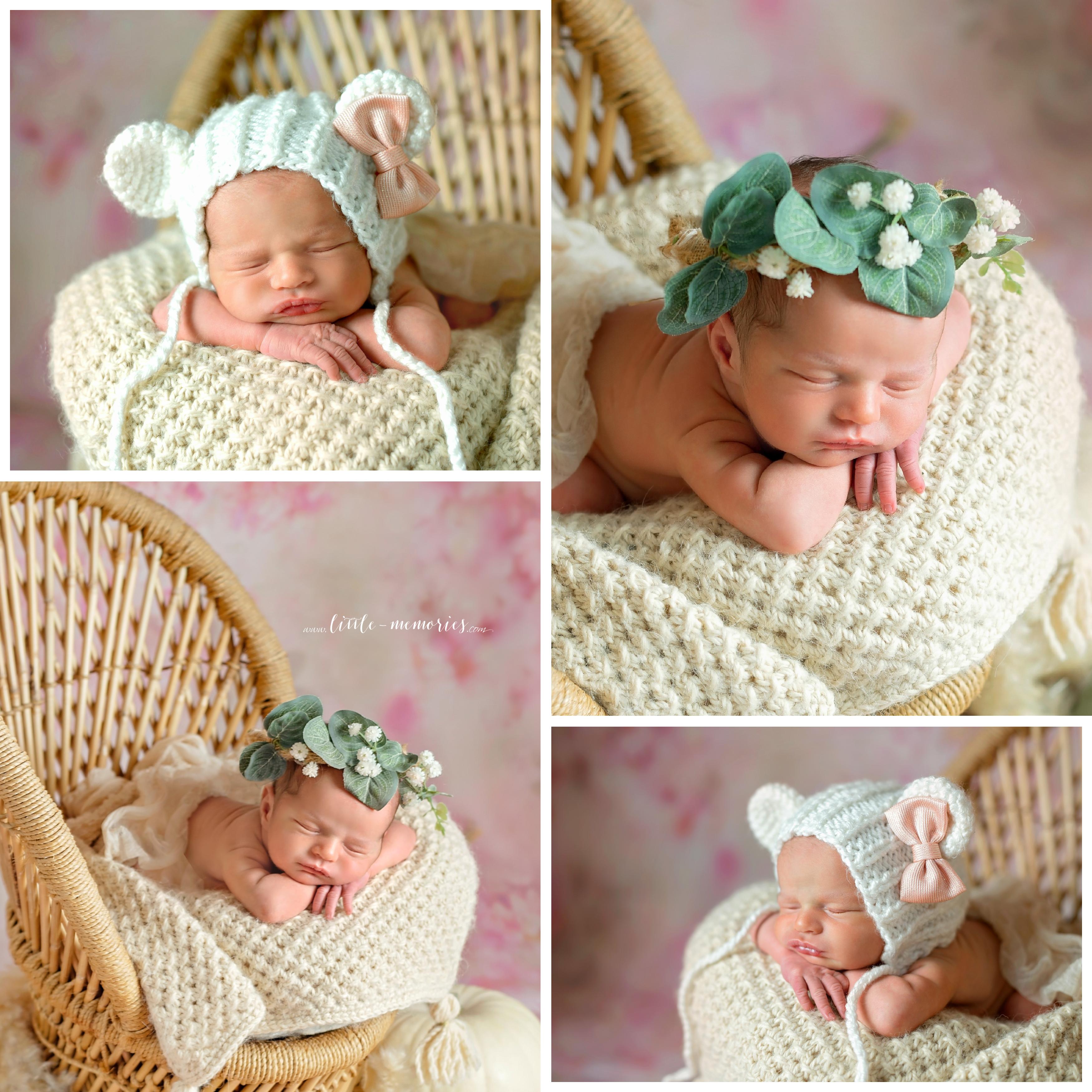 baby girl newborn organic pictures