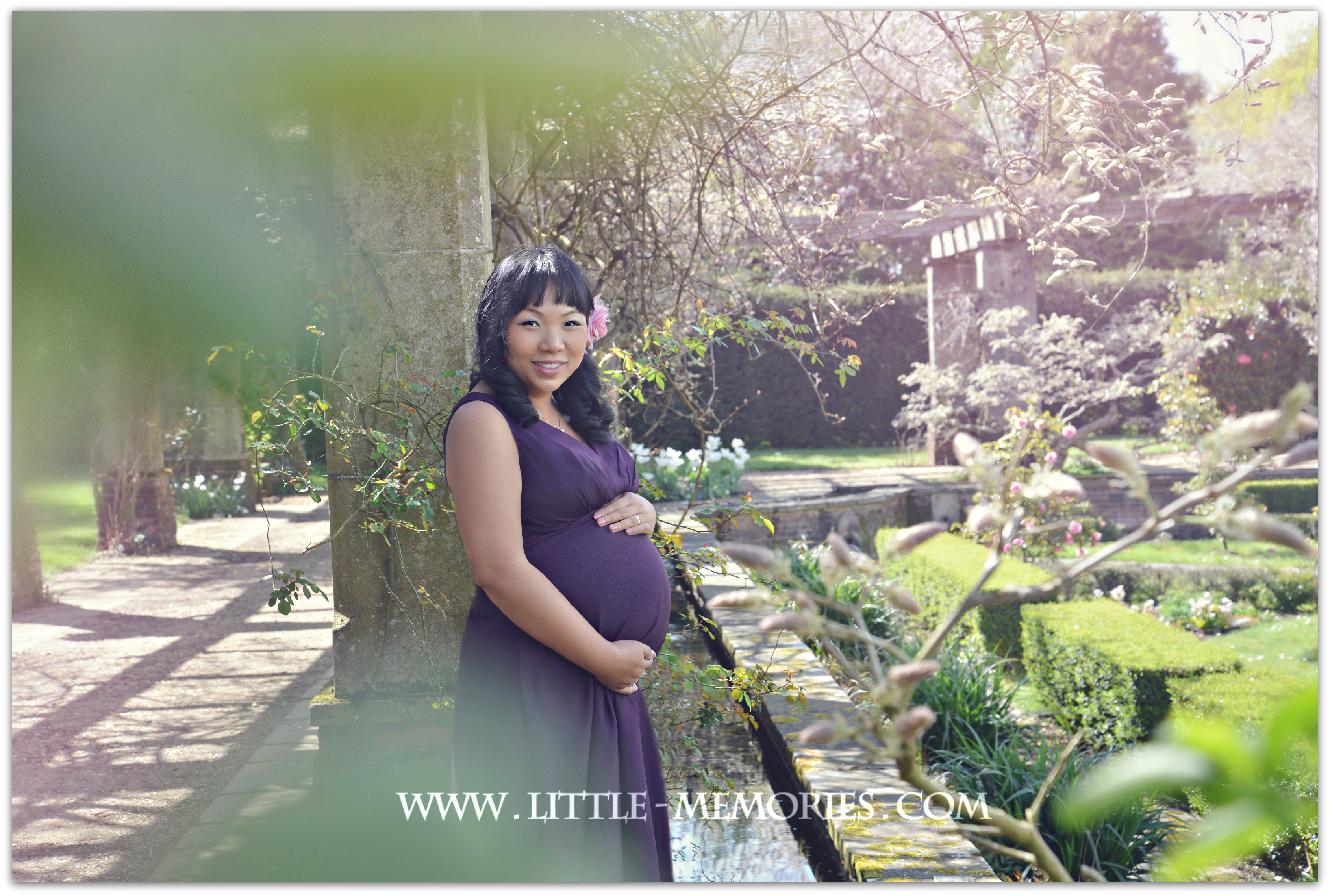maternity garden session london