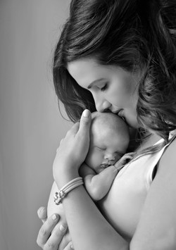 newborn portrait buckinghamshire