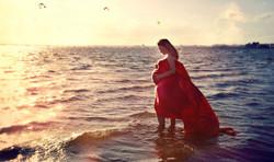 seaside maternity photographer