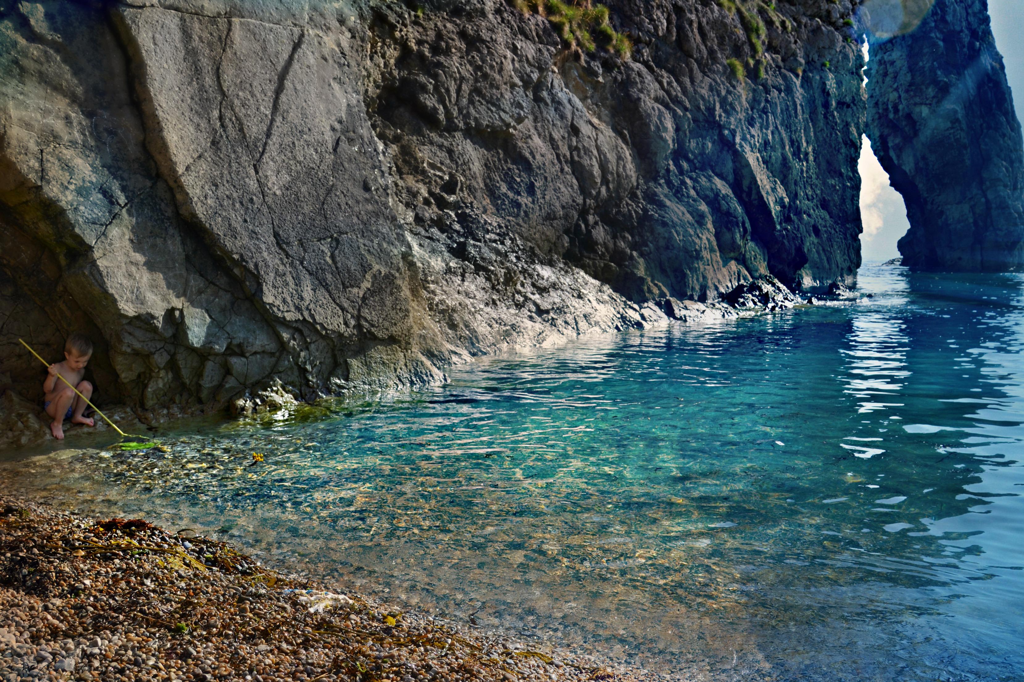 sea side photo session