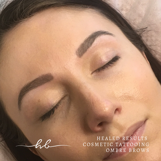 HEALED Ombre Brows