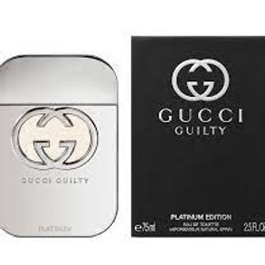 Gucci - Guilty - Platinum Edition - Edt