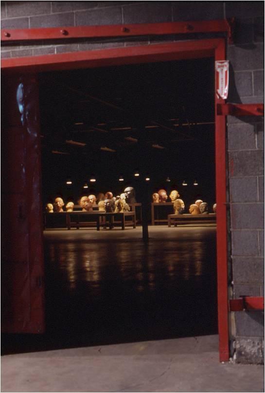 2001년 제1회 개인전- 나의 기억속으로 이노베이션 센터,