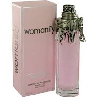 Mugler - Womanity - Refillable Spray