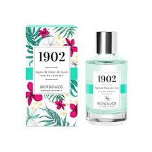 BERDOUES 1902 -  Lagon & Fleur de Tiaré - Edt