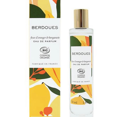 Berdoues - Fleur d'Oranger & Bergamote - Edp