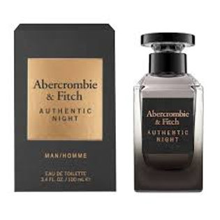 Abercrombie & Fitch - Authentic Night - Edt