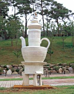 제2회 세계도자비엔날레 - 야외 도자 조각전 이천세계도자센터