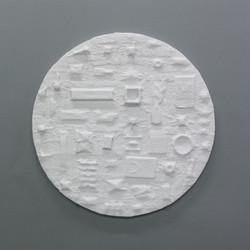 2012__Loss-Concealment 1205_50x3x 50 cm
