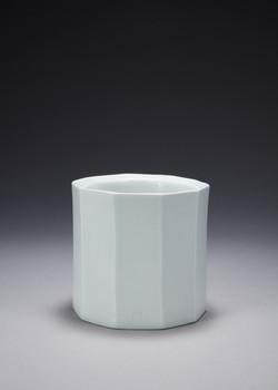 팔각백자필통02