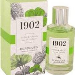 BERDOUES 1902 -  Tréfle & Vetiver  - Edt