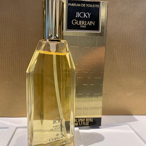 GUERLAIN - Jicky - Natural Spray Refill - Edt