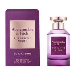 Abercrombie & Fitch - Authentic Night - Edp