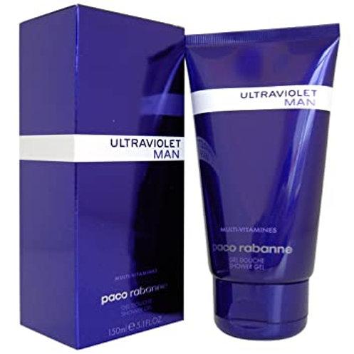 Paco Rabanne - Ultraviolet - Shower gel