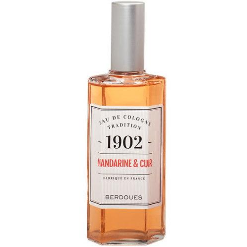 BERDOUES 1902 - Mandarin & Cuir - Edc