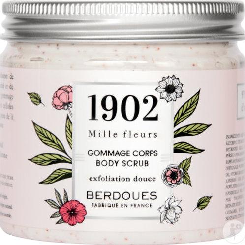 BERDOUES - Mille Fleurs - Body Scrub