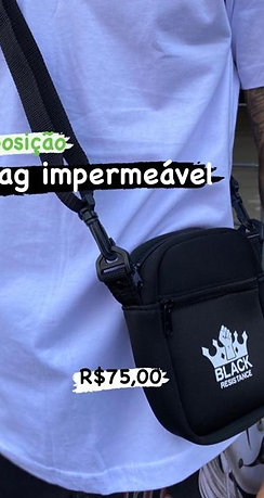 SHOULDER BAG IMPERMEÁVEL