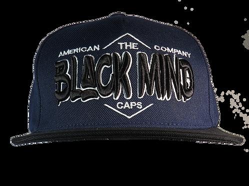 BONÉ BLACK MIND
