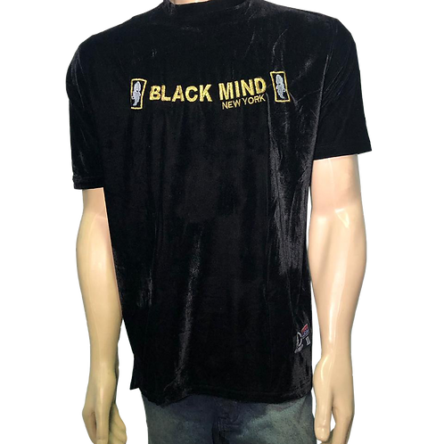 CAMISA CAMURÇA BLACK MIND