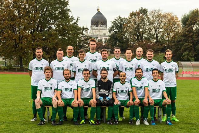 USV II - SV Fortuna Dresden-Rähnitz