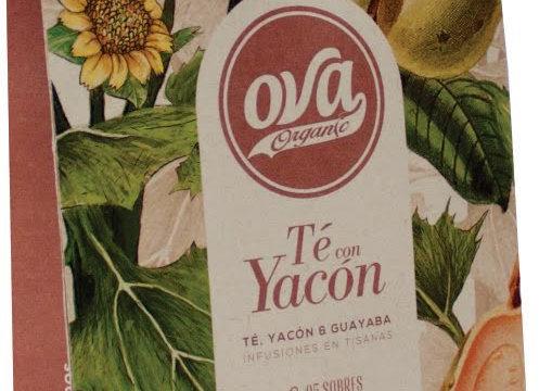 Aromatica de Yacon 6 guayaba