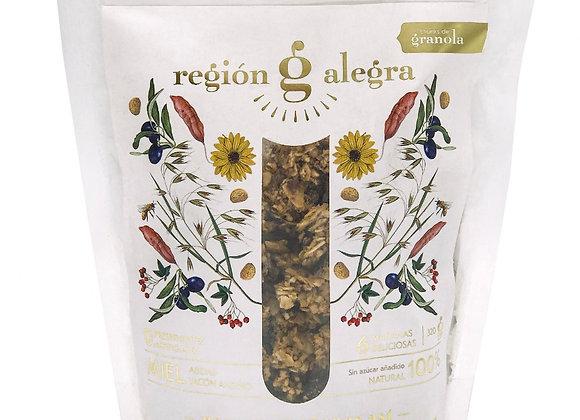 Granola Aceite de Oliva y Almendras - 320g