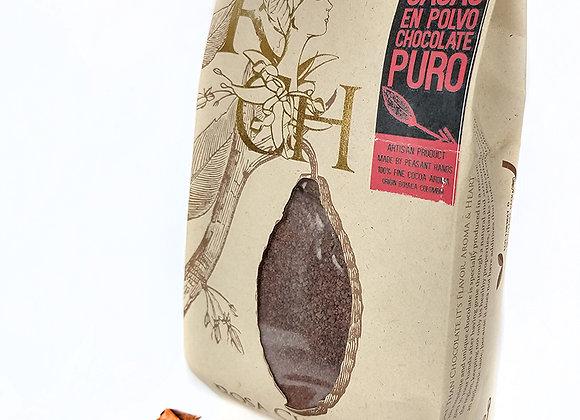 Chocolate 100% Puro en Polvo - 250g