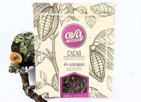 Cacao en Almendras - 200g