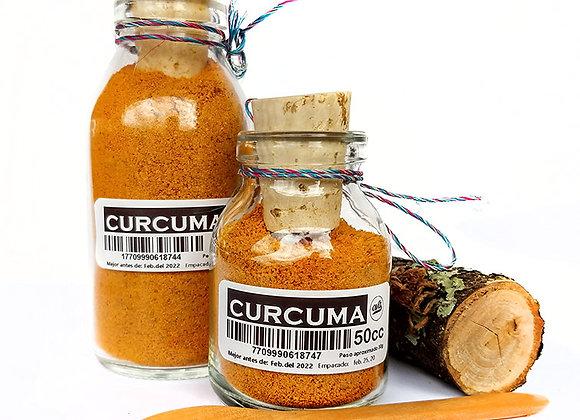 Curcuma 50cc - 100cc - 250g - 500g